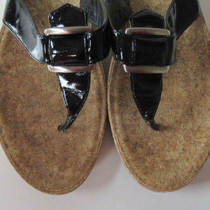 CIRCA JOAN DAVID Shoes 10 Womens Flip Flop Thong